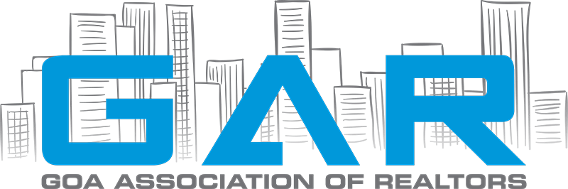 Goa Association of Realtors logo